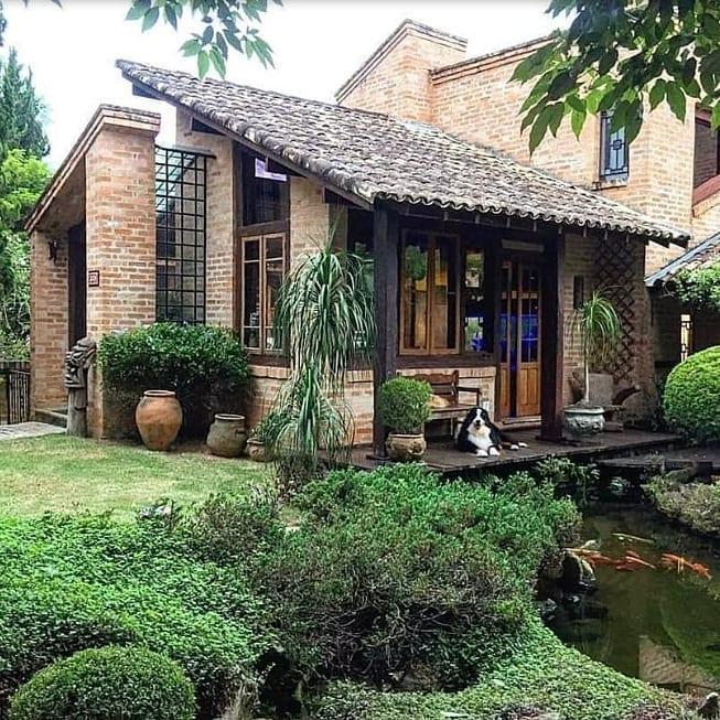Casas De Campo Diseño Decoración Y Fachadas Estilo Rustico